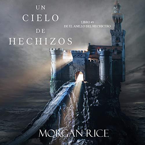 Diseño de la portada del título Un Cielo de Hechizos