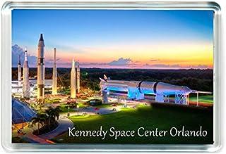 GCT US027 Set of 4 Orlando Florida Jumbo Calamita da frigo USA America United States Travel Fridge Magnets