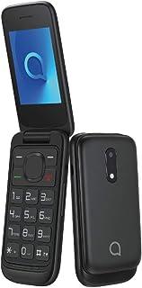 هاتف الكاتيل 2053D ثنائي شرائح الاتصال - اسود