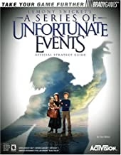 Lemony Snicket's - A Series of Unfortunate Events Official Strategy Guide de Dan Birlew