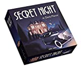 Secret Night at Davis Manor - Gioco da tavolo di Mistero (Castellano e Inglese) - Istruzioni in italiano in formato digitale
