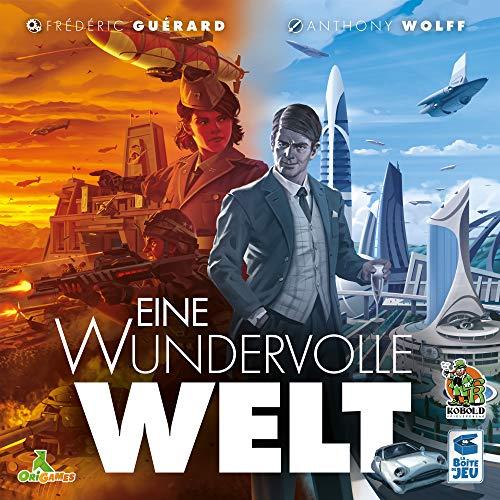 Kobold Spieleverlag Eine wundervolle Welt Brettspiel deutsch
