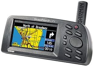 Garmin StreetPilot III 6.8-Inch Portable GPS Navigator