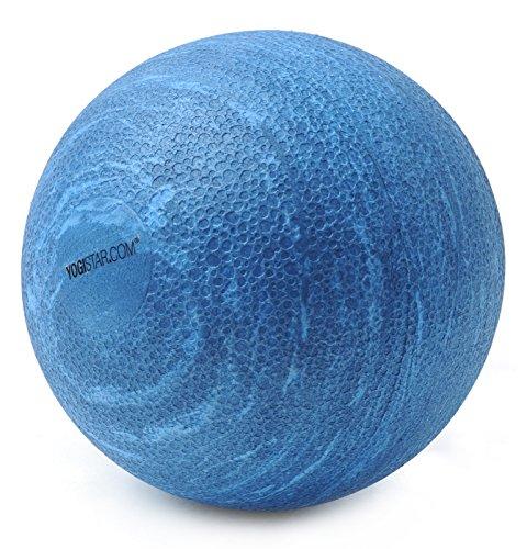Yogistar Marble Blue Yoga-faszien Ball, M