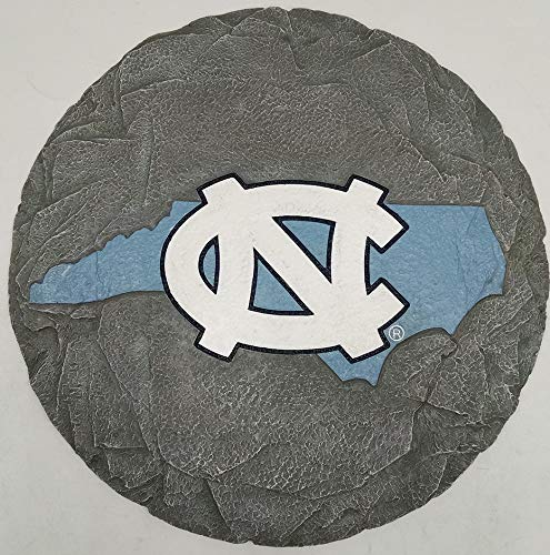 Oxbay North Carolina Tar Heels Stepping Stone with State Outline