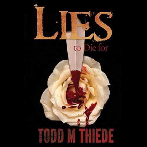 Lies to Die for (Max Larkin) audiobook cover art