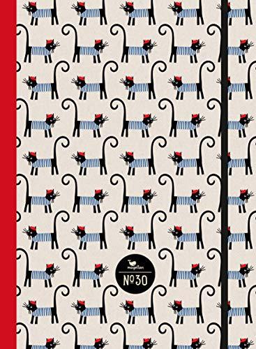Notizbuch No. 30 - French Cats