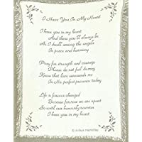 Sympathy Blanket Tapestry Throw to Wrap Up in a Hug from Heaven Memorial Gift with Exclusive Poem and Card