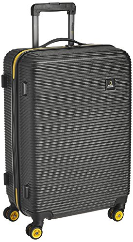 National Geographic Abroad Bagage Cabine 76 Centimeters 95 Noir (Black)