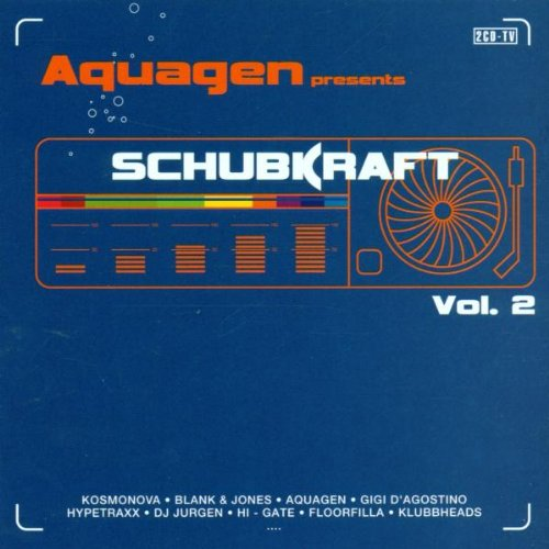 Aquagen Presents: Schubkraft Vol. 2