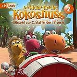 Das große Rennen / Monsteralarm / Big Bo macht Ärger / Job gesucht: Der Kleine Drache Kokosnuss - Hörspiel zur 2. Staffel der TV-Serie 2