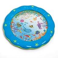 Hohner Kids Musical Toys MP483 Toddler Wave Drum - Blue