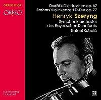 Die Hussiten Violinkonzert D- by DVORAK / BRAHMS (2007-06-26)