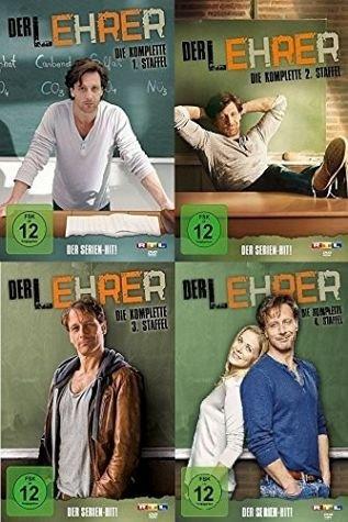 Der Lehrer - Staffel 1-4 (9 DVDs)