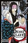 Demon Slayer Edition simple Tome 16