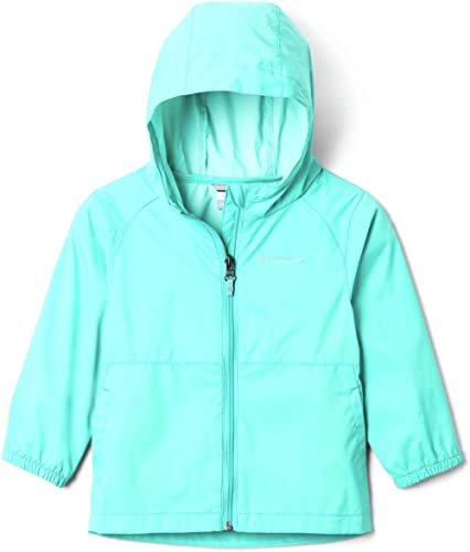 Columbia Girls and Toddlers Switchback II Waterproof Jacket