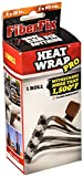 FiberFix Repair Wrap Pro - Extreme Repair Tape 100x Stronger than Duct Tape 2' (1 Roll)