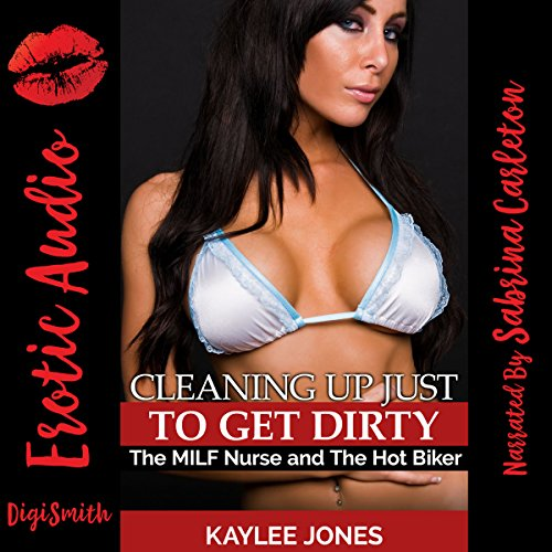 Cleaning up Just to Get Dirty audiobook cover art