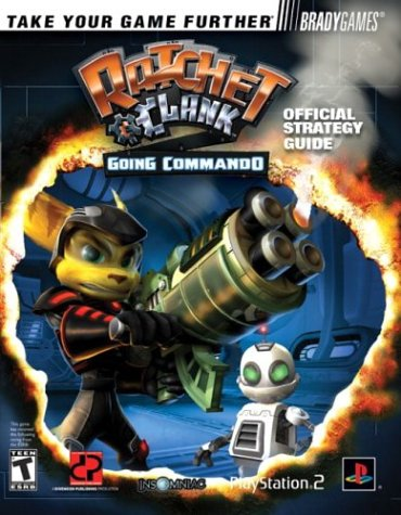 Ratchet & Clank: Going Commando Official Strategy Guide