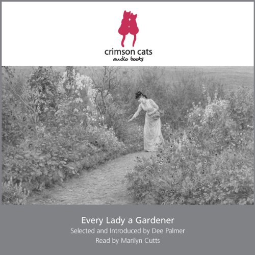 Every Lady a Gardener audiobook cover art