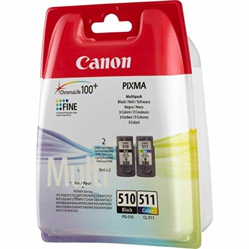 Canon 2970B010 testina di stampa Multipack per Canon Pixma MP 240
