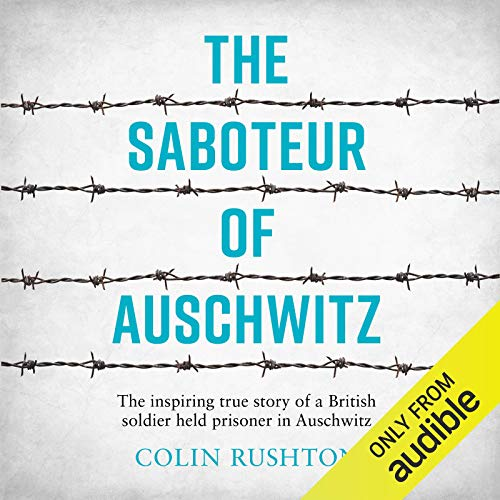 The Saboteur of Auschwitz Titelbild