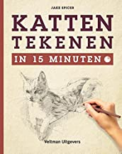 Katten tekenen in 15 minuten