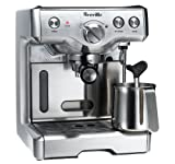 Breville 800ESXL Duo-Temp Espresso Machine,Silver ????