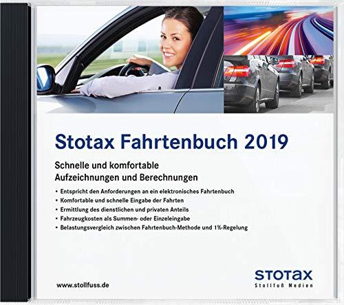 Preisvergleich Produktbild Stotax Fahrtenbuch 2019