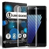 """Foto Samsung Galaxy Note 7 Pellicola Protettiva , Ubegood 3D Toccare Compatibile [1-Pack] Samsung Galaxy Note 7 Screen Protector in Vetro Temperato per Samsung Galaxy Note 7 (5,7"""")"""