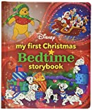 My First Disney Christmas Bedtime Storybook (My First Bedtime Storybook)
