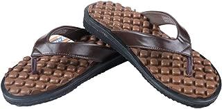 Medlife Men's Diabetic & Orthopedic Footwear - Tan Bubble - Size 7