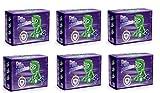 PILLO Premium Maxi, Taglia 4 (7-18 Kg), 6 Pacchi da 46 (276 Pannolini Bimbo)