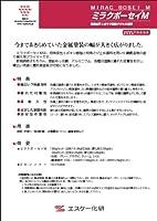 エスケー化研 ミラクボーセイM 18kg アカサビ