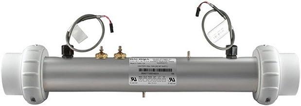 """Balboa 25-175-8104 OEM Heater Assembly, 4.0KW, 220V, M7 Sensors, 15"""""""