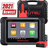 Autel MaxiCheck MX808 [Same as MK808] Diagnostic Scan Tool for US Market, 2021 Newest Car Diagnostic Scanner, 25+ Services, All Systems Diagnosis, IMMO, EPB, ABS Bleed, Oil Reset, SAS, BMS
