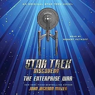 Star Trek: Discovery: The Enterprise War cover art