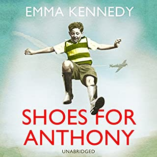 Shoes for Anthony cover art