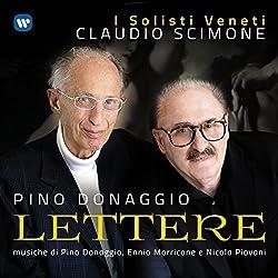 Pino Donaggio: Lettere [Import]