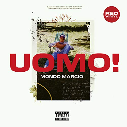 Uomo! (Vinyl Red Limited Edt.)