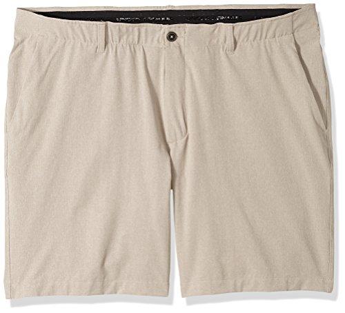 Under Armour Men's Showdown Vented Golf Shorts, City Khaki /City Khaki, 34