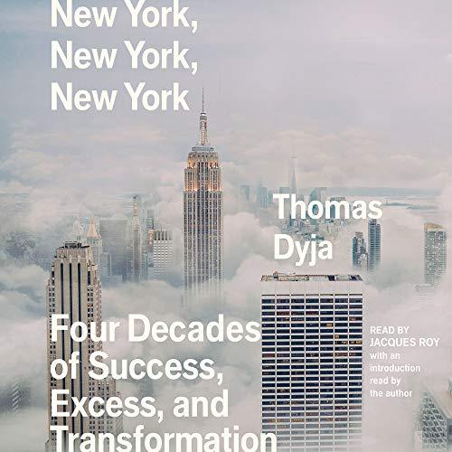 New York, New York, New York cover art