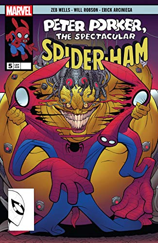 Spider-Ham (2019-) #5 (of 5) (English Edition)