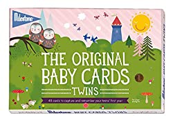 The Original Baby Cards – TWINS