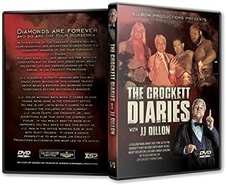 The Crockett Diaries with JJ Dillon DVD