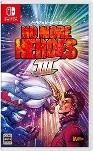 【Amazon.co.jp限定グッズセット付き】No More Heroes 3 -Switch (【Amazon.co.jp限定】オリジナルステッカー 同梱) 【Amazon.co.jp限定】「IAFK」ダウンロード番号 配信 付