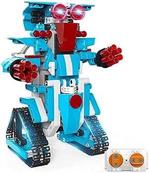 Henoda Educational Robots Toy Building Blocks Sets (Age 8 to 12)