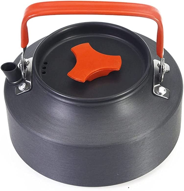 GLLP 1.1L Camping Kettle Tableware 25% Popular standard OFF Coffee Outdoor