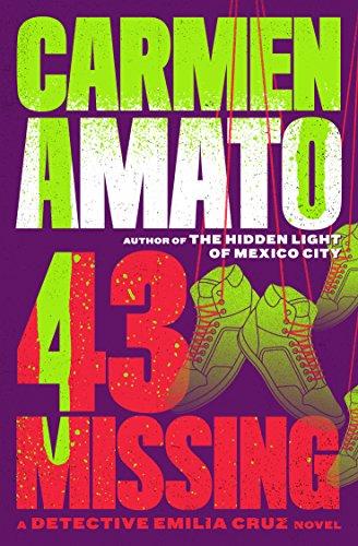 43 Missing by Carmen Amato ebook deal