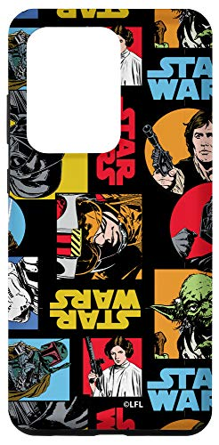 Galaxy S20 Ultra Star Wars The Empire Strikes Back Characters Case
